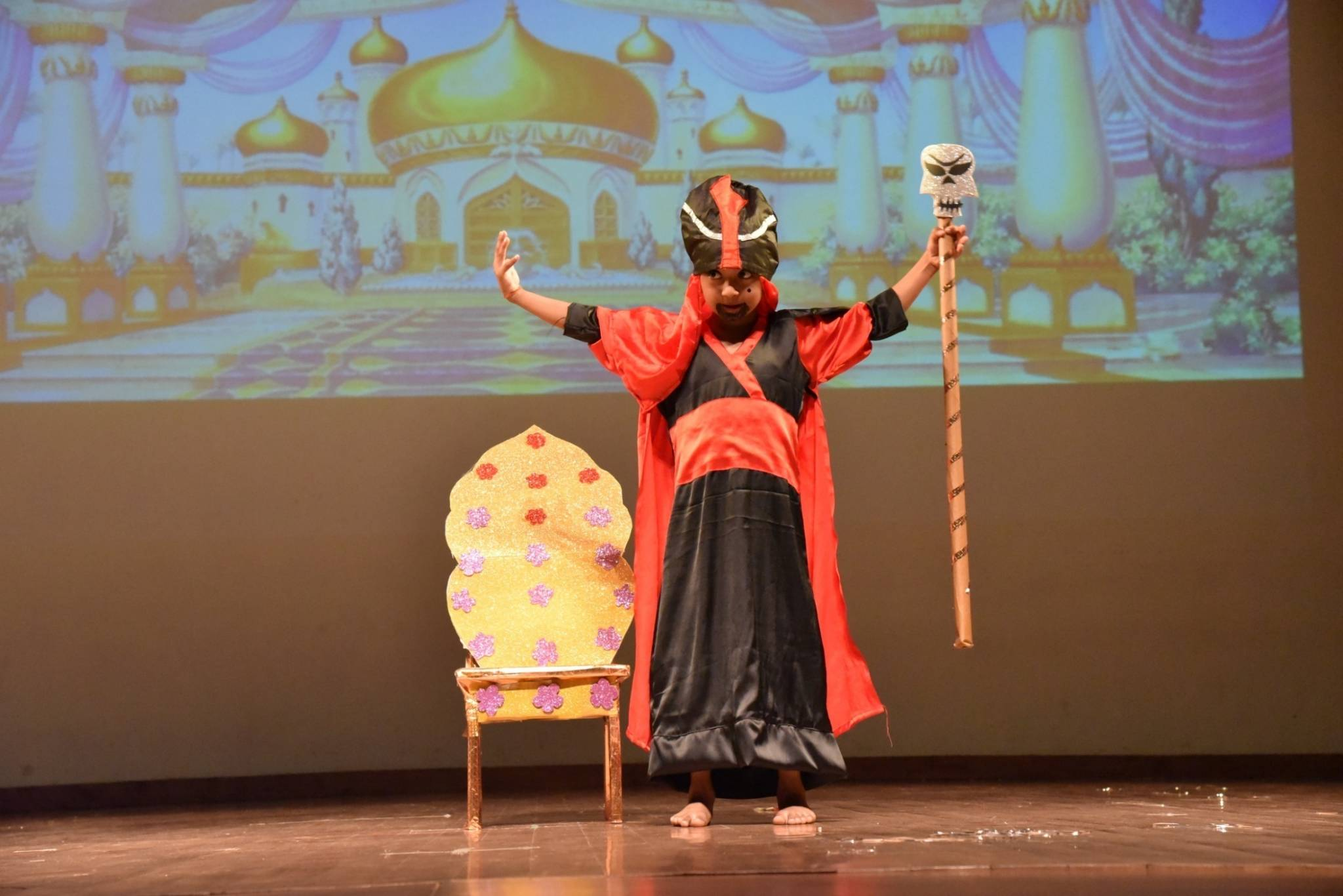 Aladdin-The Magical Tale- Class I Annual Day